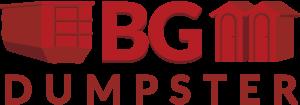 BG Dumpster Logo